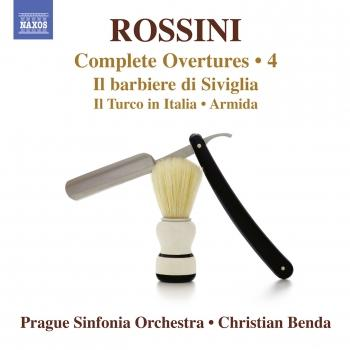 Cover Rossini: Complete Overtures, Vol. 4
