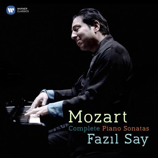 Cover Mozart: Complete Piano Sonatas