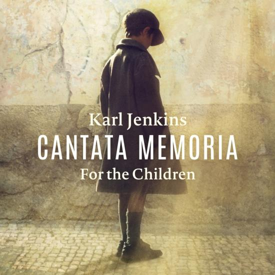 Cover Cantata Memoria - For The Children