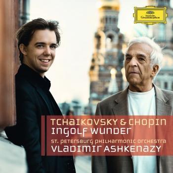Cover Tchaikovsky & Chopin