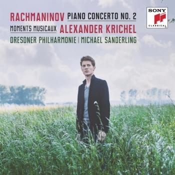 Cover Rachmaninoff: Piano Concerto No. 2 & Moments Musicaux