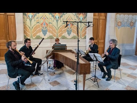 Video Ensemble Dialoghi - Mozart Quintet for Piano and Winds, K. 452 (III)