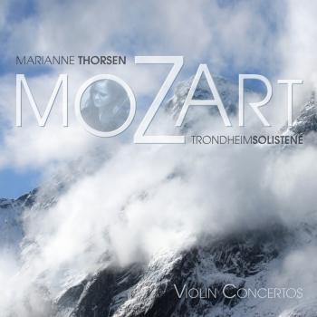 Cover Mozart: Violin Concertos (MQA Remix 2016)