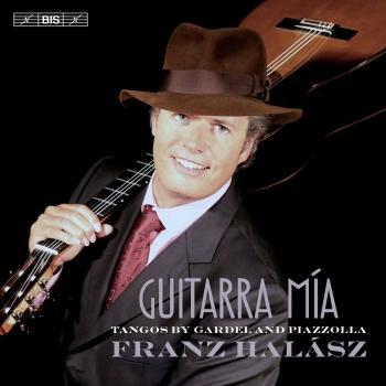 Cover Guitarra Mía: Tangos by Gardel & Piazzolla