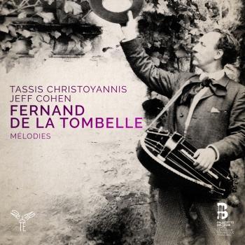 Cover Fernand de la Tombelle, Mélodies