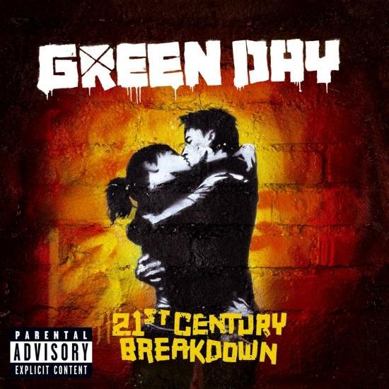 Cover 21st Century Breakdown