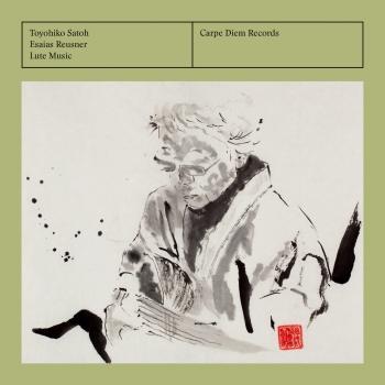 Cover Esaias Reusner: Lute Music