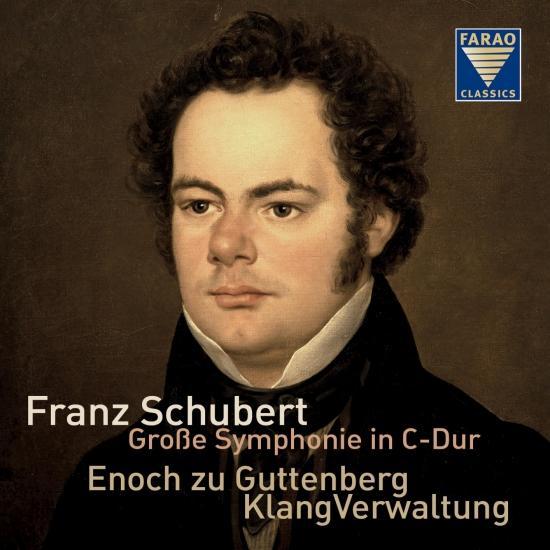 Cover Franz Schubert: Große Symphonie in C-Dur, D 944