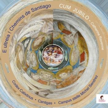 Cover E ultreia ! Chemins de Santiago