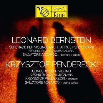 Cover Bernstein / Penderecki