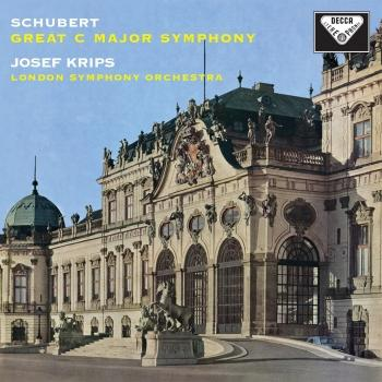 Cover Schubert: Great C Major Symphony (Remastered)