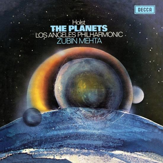 Cover Holst: The Planets (Remastered)