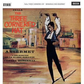 Cover Falla: The Three Cornered Hat (Remastered)