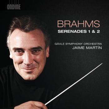 Cover Brahms: Serenades Nos. 1 & 2
