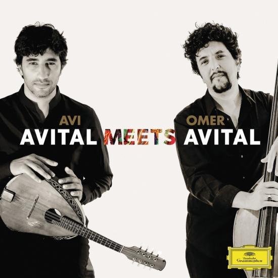 Cover Avital Meets Avital