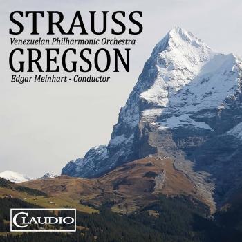 Cover Gregson: Tuba Concerto - Strauss: Ein Heldenleben, Op. 40, TrV 190 (Live)