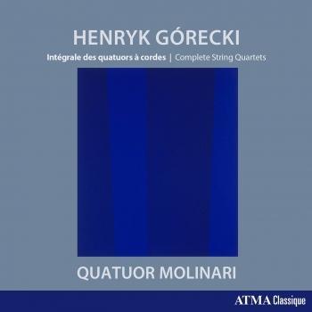 Cover Górecki: Complete String Quartets