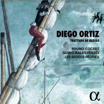 Cover Ortiz: Trattado de Glosas