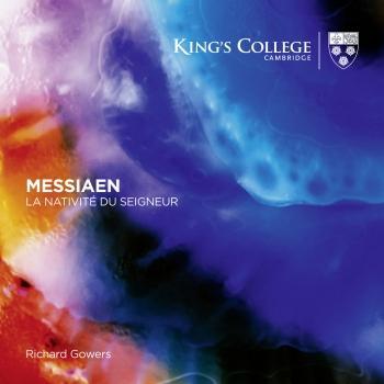 Cover Messiaen: La Nativité du Seigneur