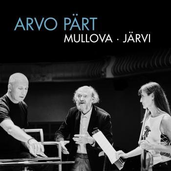 Cover Arvo Pärt