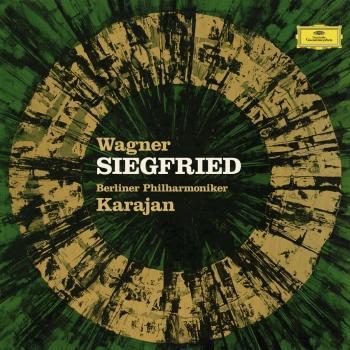 Cover Wagner: Der Ring des Nibelungen 2 - Siegfried (Remaster)