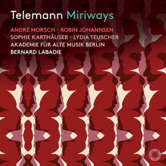 Cover Telemann: Miriways, TWV 21:24 (Live)