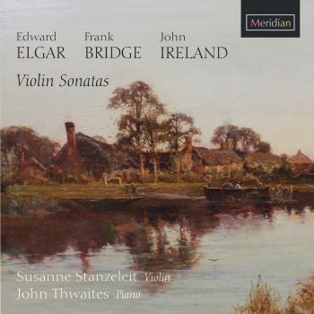 Cover Elgar - Bridge - Ireland: Violin Sonatas