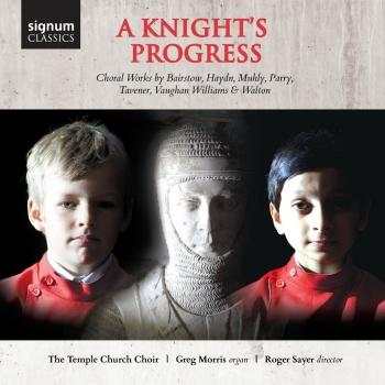 Cover A Knight's Progress