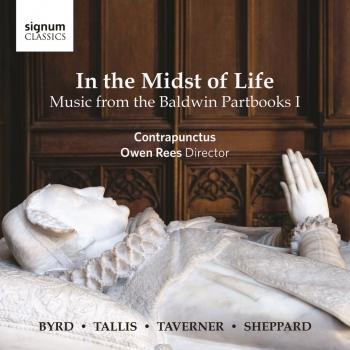 Cover In the Midst of Life - Music from the Baldwin Partbooks I