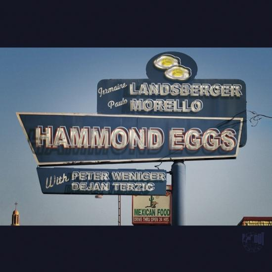 Cover Hammond Eggs