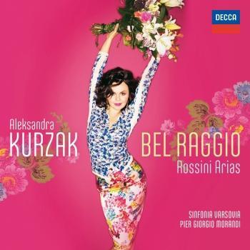 Cover Bel Raggio (Rossini Arias)