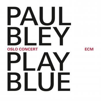 Cover Play Blue - Oslo Concert