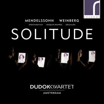 Cover Solitude: Mendelssohn, Weinberg & Shostakovich