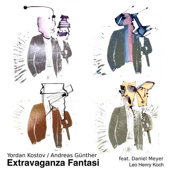 Cover Extravaganza Fantasi