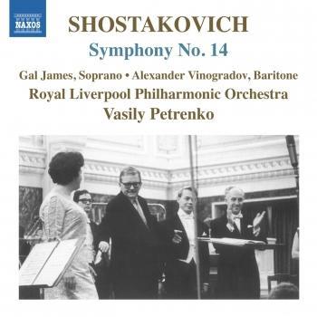 Cover Shostakovich: Symphony No. 14