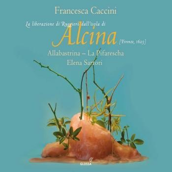 Cover La liberazione di Ruggiero dall'isola di Alcina