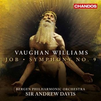 Cover Vaughan Williams: Job & Symphony No. 9