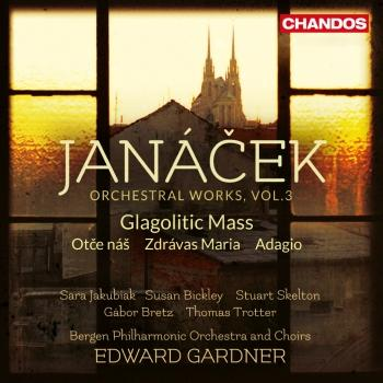 Cover Janáček: Orchestral Works, Vol. 3