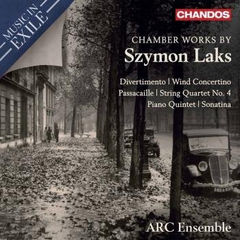 Cover Laks: Chamber Works