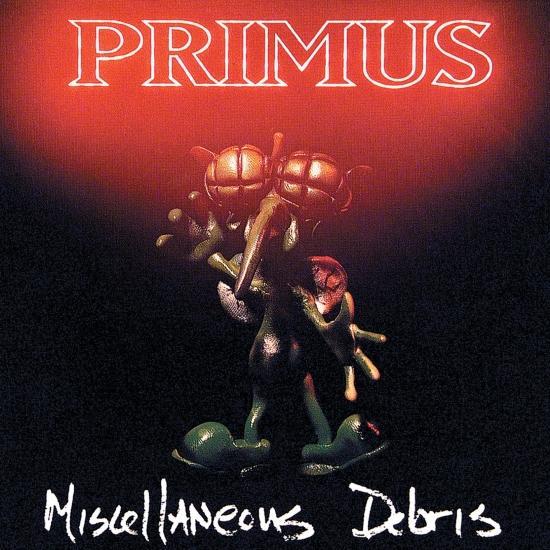 Cover Miscellaneous Debris (Remastered)