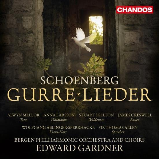 Cover Schoenberg: Gurre-Lieder