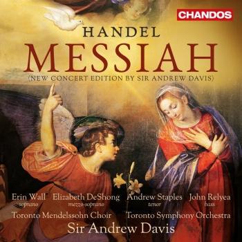 Cover Handel: Messiah, HWV 56
