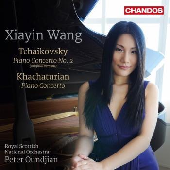 Cover Tchaikovsky & Khachaturian: Piano Concertos