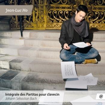 Cover J.S. Bach: Intégrale des Partitas pour clavecin