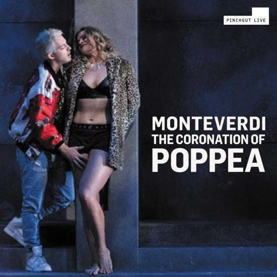 Cover Monteverdi: L'incoronazione di Poppea, SV 308