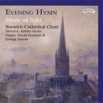 Cover Evening Hymn: Music of Light