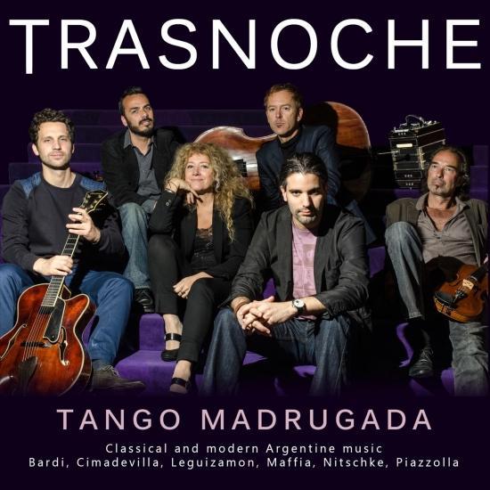 Cover Tango Madrugada