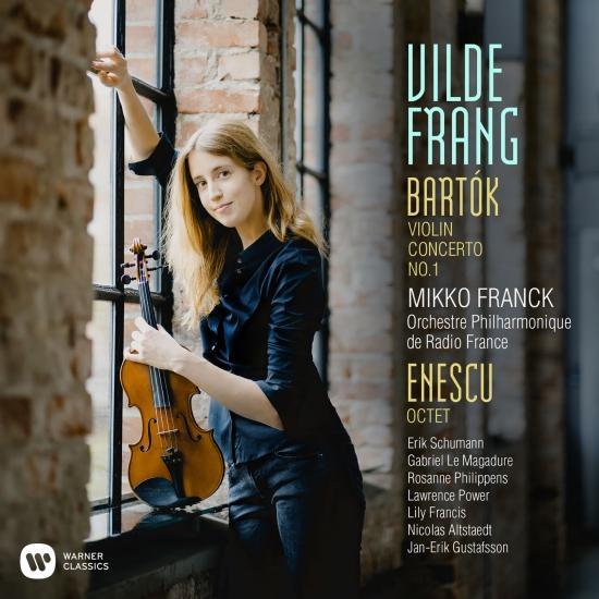 Cover Bartók: Violin Concerto No. 1 - Enescu: Octet