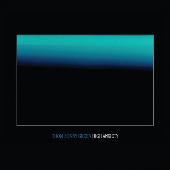 Cover High Anxiety