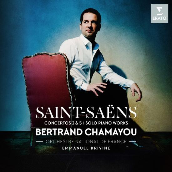 Cover Saint-Saëns: Concertos & Piano Works